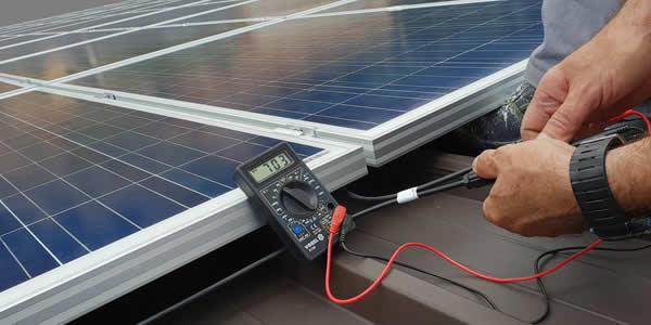 solar pv maintenance dorset